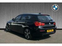 2017 BMW 1 Series 118i Sport 5-door Hatchback Petrol Manual