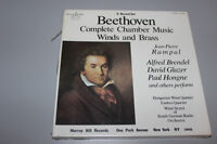 BEETHOVEN Complete Chamber Music Winds and Brass 9 Records Set