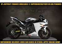 2011 11 YAMAHA R1 0% DEPOSIT FINANCE AVAILABLE