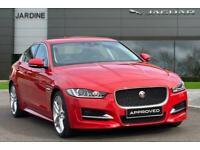 2018 Jaguar XE 2.0 Ingenium R-Sport 4dr Auto Saloon Petrol Automatic