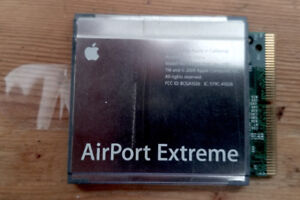 wireless card >> AIRPORT EXTREME << wireless card