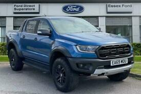 2019 Ford Ranger Pick Up Double Cab Raptor 2.0 EcoBlue 213 Auto Pick Up Diesel A