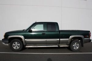 2003 Chevrolet Light Duty C/K1500 Silverado LT Ext Cab