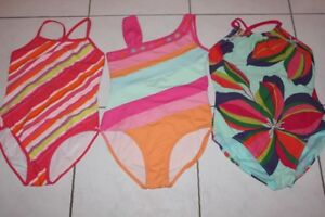 GIRLS GAP GYMBOREE BATHING SUIT SWIM SUIT SIZE 9, 10, 14