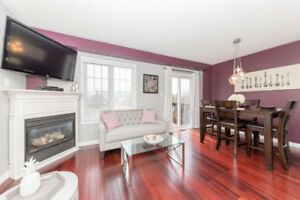 FOR RENT-Beautiful townhouse in North Whitby - Available Feb 1st