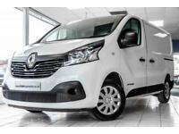 2017 Renault Trafic 1.6 SL27 BUSINESS PLUS ENERGY DCI 125 BHP PANEL VAN Diesel M