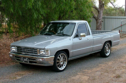 SWAP FOR ROAD BIKE, 1984 Toyota Hilux with Supercharged L67 V6 Lewiston Mallala Area Preview