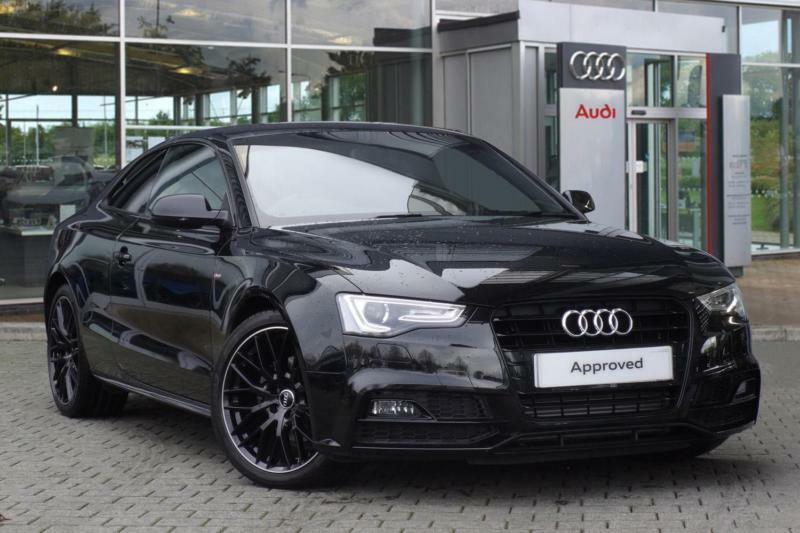 2015 Audi A5 2 0 Tdi 177 Black Edition Plus 2dr Manual