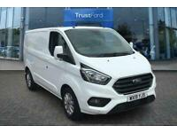 2019 Ford Transit Custom 280 Limited L1 SWB 2.0 EcoBlue 130ps Low Roof, AIR CON,