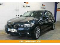 2017 66 BMW 1 SERIES 2.0 118D SPORT 5D 147 BHP DIESEL