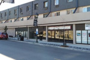 Awesome Retail Space in the Heart of Hespeler Village