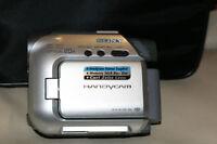 SONY DCR-HC32E MiniDV Handycam Camcorder PAL SYSTEM 800x digi zo