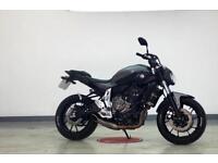 Yamaha MT-07 700 Moto Cage ABS Naked