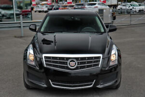 2014 Cadillac Ats AWD 2.0L TURBO 8 MAGS & TIRES