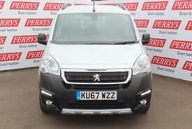 2017 PEUGEOT PARTNER TEPEE 1.6 BlueHDi 100 Outdoor 5dr