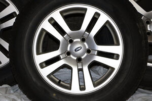 Winter Tires and Mags Lincoln MKX / Ford Edge