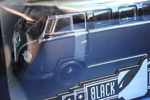 VW VOLKSWAGEN VAN 1/18 BLACK BANDIT (VIEW OTHER ADS)