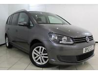 2012 12 VOLKSWAGEN TOURAN 2.0 SE TDI BLUEMOTION TECHNOLOGY 5DR 138 BHP DIESEL