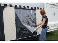 Kampa carnival Size 14 caravan awning