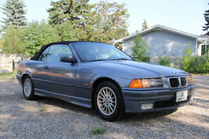 99 BMW 323i convertible