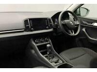 2020 Skoda KAROQ SUV 1.6TDI (115ps) SE SCR Diesel silver Manual