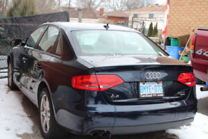 Very Clean 2010 Audi A4 2.0T For Sale