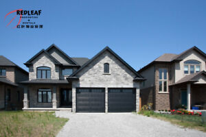 4 Bedrooms nearly new house for rent in Niagara Falls