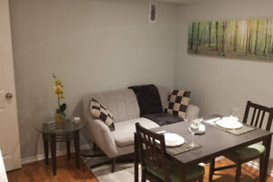 1 bed furnished apartment for rent in Niagara Falls $900/week