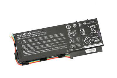 AC13A3L Original Battery 2ICP5/60/80-2 For Acer Aspire P3-131 P3-171 40Wh