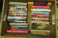 Assorted Books - pre-teen and teen