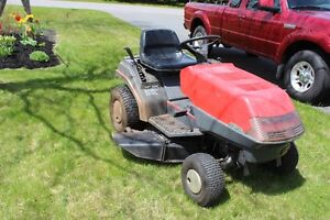 NOMA RIDE-ON LAWN MOWER