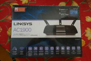 New Linksys EA6900 AC1900 Smart Wi-Fi Wireless Router