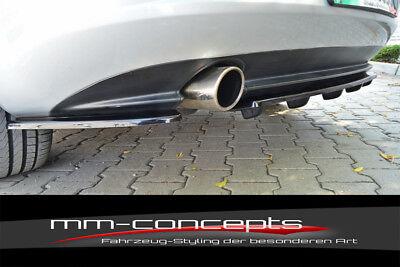 Seitenschweller ansätze schwarz Alfa Romeo 159 Sportwagon Leisten Schweller ABS