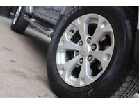 2013 62 MITSUBISHI L200 2.5 DI-D 4X4 WARRIOR LB DCB 1D 175 BHP DIESEL
