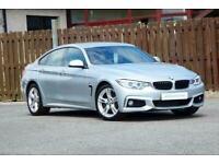 2015 BMW 4 SERIES GRAN COUPE 420d xDrive M Sport Gran Coupe Gran Coupe Diesel Au