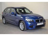 2012 12 BMW X1 2.0 XDRIVE18D M SPORT 5D 141 BHP DIESEL