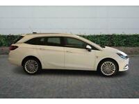 2017 Vauxhall Astra 1.4T 16V 150 Elite 5dr Auto Estate Automatic Estate Petrol A