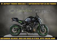 2014 14 KAWASAKI ER-6N EDS 650CC 0% DEPOSIT FINANCE AVAILABLE