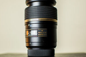 Tamron 90mm Macro Lens for Nikon - MINT CONDITION