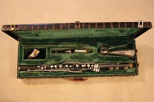 Bb BASS CLARINET made  in France by Marley