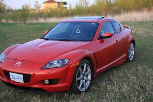 2007 Mazda RX-8 Coupe (2 door) 7500$ obo