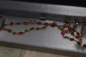 Necklace 18k gold chain