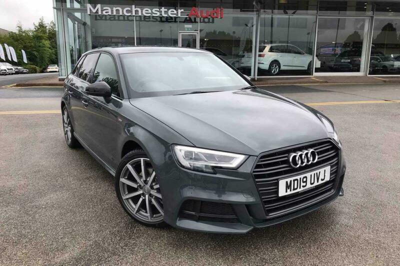 2019 Audi A3 Sportback Black Edition 30 Tdi 116 Ps S Tronic Diesel Grey Semi Au In Salford Manchester Gumtree