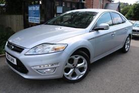 2011 Ford Mondeo TITANIUM PLUS 1.8 TDCI Low Miles FSH Long MOT FINANCE AVAILABLE