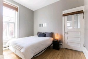 Mile End - nice big apartment 5 + bedrooms available for Sept 1