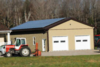 Solar Net Metering Systems Available.