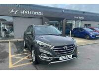 2017 Hyundai Tucson 1.7 CRDI Blue Drive SE NAV 2WD 5 Door Semi Auto Estate Diese