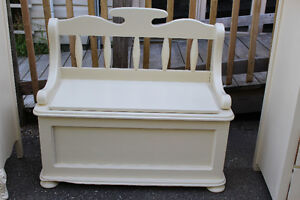 bench or toy box REDUCED