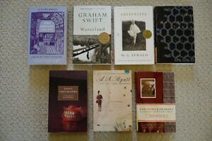 """Waterloo Architecture """"Introduction to Cultural History"""" Novels"""