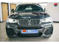 2018 BMW X4 xDrive30d M Sport 5dr Step Auto Estate Diesel Automatic